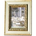 Lawrence Frames Carved Silver & Gold