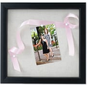 "Lawrence Frames 8"" x 8"" Wooden Black Shadow Box Frame (168088)"