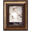Carved Roman Bronze 8x10 Picture Frame