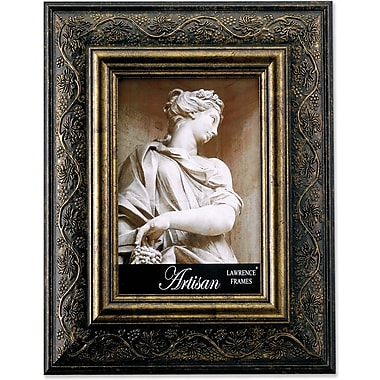 Venice Bronze Vine 4x6 Picture Frame Oil Rubbed Design