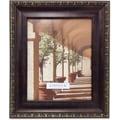 183180 Venice Bronze 8x10 Picture Frame