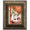 Bronze Basket Weave 5x7 Picture Frame