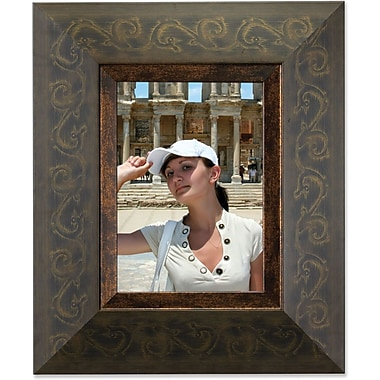 184857 Rustica Bronze 5x7 Picture Frame