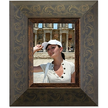 184880 Rustica Bronze 8x10 Picture Frame