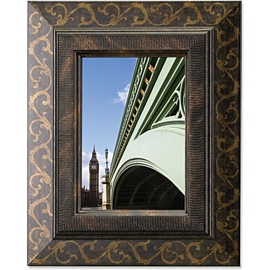 Bronze Scroll 4x6 Picture Frame