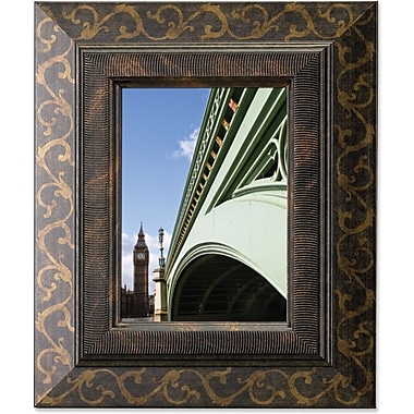 Bronze Scroll 5x7 Picture frame