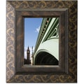 Bronze Scroll 8x10 Picture Frame