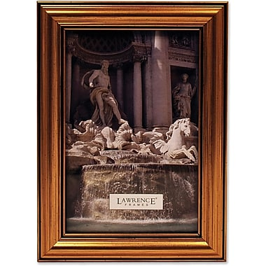 Antique Gold Wood 4x6 Picture Frame - Classic Design