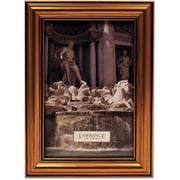 "Lawrence Frames 4"" x 6"" Wooden Antique Gold Picture Frame (224G46)"