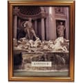 Antique Gold Wood 8x10 Picture Frame - Classic Design