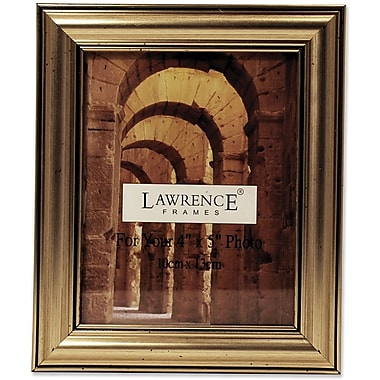 Antique Silver Wood 4x5 Picture Frame - Classic Design