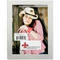 Brushed Silver 8x10 Metal Picture Frame