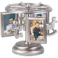 Baby Frame-Go-Round Multi 2x3 Picture Frame - Wind Up Design