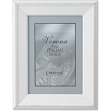 Lightly Distressed 5x7 Picture Frame - Outer Rope Design