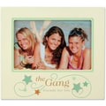 Beige 4x6 Picture Frame - The Gang And Star Design