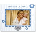 430246 I Love My Grandma 4x6 Horizontal Picture Frame