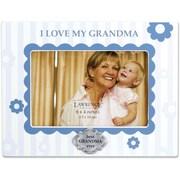 430246 I Love My Grandma 4x6 Horizontal Picture Frame