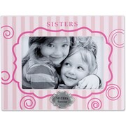 430446 Sisters 4x6 Horizontal Picture Frame