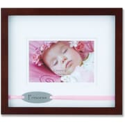 "Lawrence Frames ""Princess"" 4"" x 6"" Manufactured Wood Shadow Box Picture Frame (591664)"