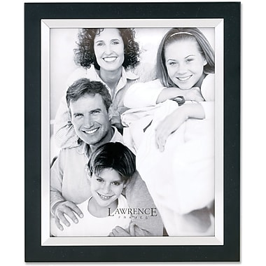 Lawrence Frames Wooden Black Picture Frame (7050)