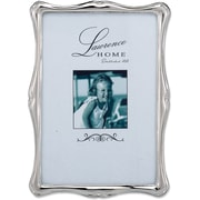 710246 Silver Metal Romance   4x6 Picture Frame
