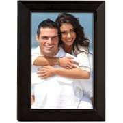 "Lawrence Frames 4"" x 5"" Wooden Black Picture Frame (725045)"