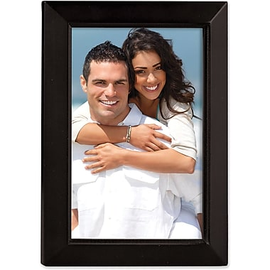 Lawrence Frames 4in. x 6in. Wooden Black Picture Frame (725046)