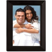 "Lawrence Frames 8"" x 10"" Wooden Black Picture Frame (725080)"