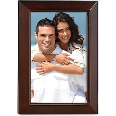 Espresso Wood 4x6 Picture Frame - Estero Collection
