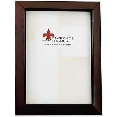 Espresso Wood 5x7 Picture Frame - Estero Collection