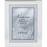 "Lawrence Frames Verona Collection 8"" x 10"" Velvet/Metal Picture Frame (750080)"