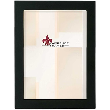 5x7 Black Wood Picture Frame - Gallery Collection