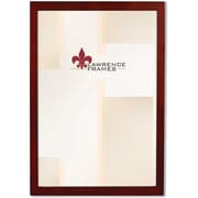 8x12 walnut wood picture frame gallery collection