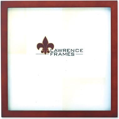 755688 Walnut Wood 8x8 Picture Frame - Gallery Collection