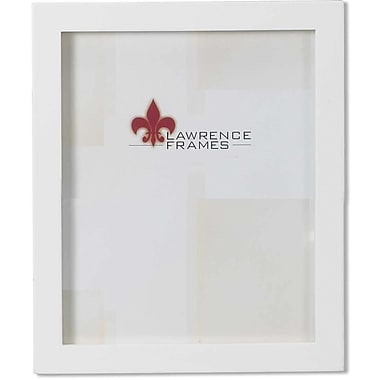 4x5 White Wood Picture Frame - Gallery Collection