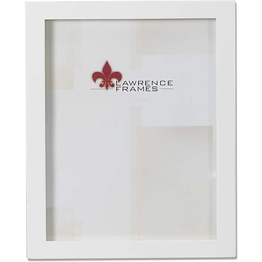 8x10 White Wood Picture Frame - Gallery Collection