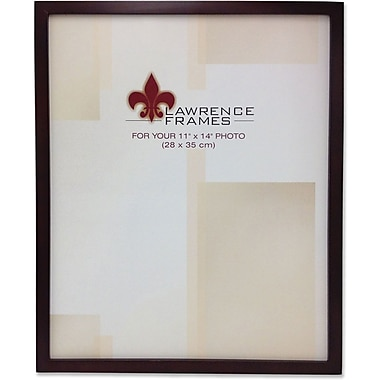 Lawrence Frames Espresso Wood Gallery Collection