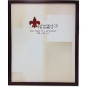 "Lawrence Frames 11"" x 14"" Wooden Espresso Picture Frame (755911)"