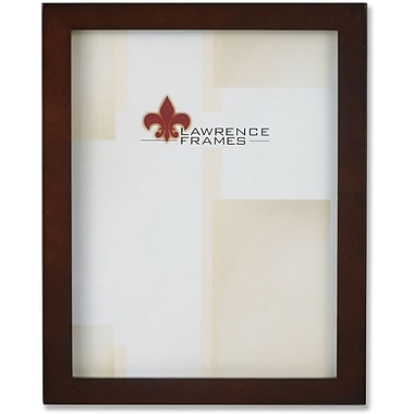 755945 Espresso Wood 4x5 Picture Frame - Gallery Collection
