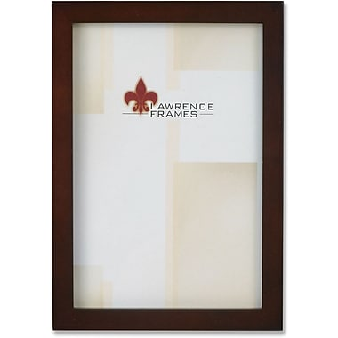 755946 Espresso Wood 4x6 Picture Frame - Gallery Collection