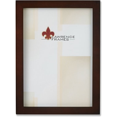 755980 Espresso Wood 8x10 Picture Frame - Gallery Collection