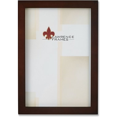755982 Espresso Wood 8x12 Picture Frame - Gallery Collection