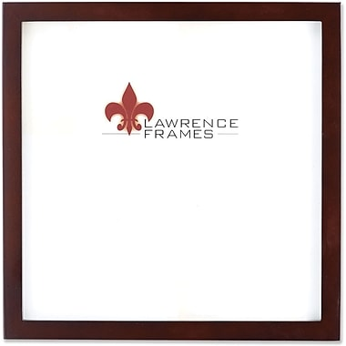 Lawrence Frames 8in. x 8in. Wooden Espresso Picture Frame (755988)