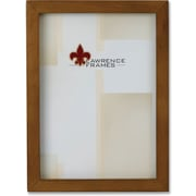 "Lawrence Frames 8"" x 10"" Wooden Nutmeg Picture Frame (766080)"