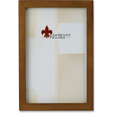 766082 Nutmeg Wood 8x12 Picture Frame - Gallery Collection