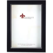 "Lawrence Frames 8"" x 10"" Wood Black Shadow Box Picture Frame (795080)"