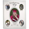 My Graduation Year Silver Plated 8x10 Multi Picture Frame
