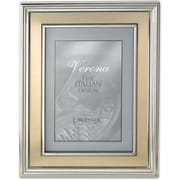 "Lawrence Frames Verona Collection 4"" x 6"" Metal Gold Picture Frame (840246)"