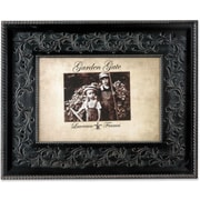 Lawrence Frames Garden Gate Collection 5 x 7 Metal Bronze Picture Frame (886357)