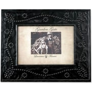 Lawrence Frames Garden Gate Collection 5 x 7 Metal Bronze Bead Ball Picture Frame (886757)